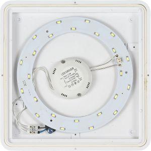 TAHOE LED white matt 5514